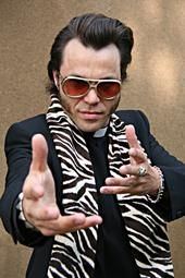 Reverend Hardy Hardon Church of Elvis
