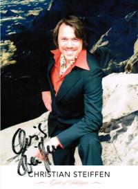 Christian Steiffen Autogrammkarte