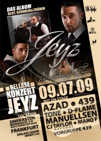 Jeyz Release Konzert