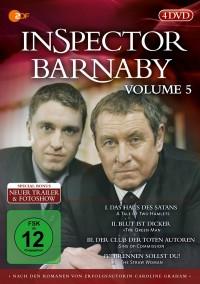 Inspector Baranaby - Staffel 5 DVD