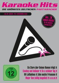 KARAOKE HITS – Die größten deutschen Partykracher