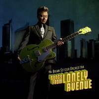 Brian Setzer Lonely Avenue