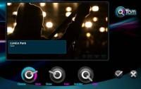 QTom - interaktives Musikfernsehen