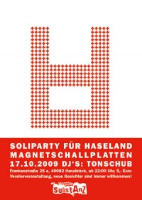 Haseland Soliparty