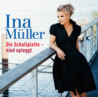 Ina Mueller Die Schallplatte - nied opleggt