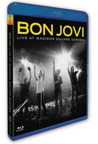 """Bon Jovi veroeffentlichen neue Live-DVD: """"Live At Madison Square Garden"""" erscheint am 20. November als DVD und Blu-ray Disc!"""
