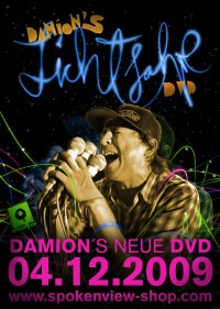"""Damion Davis - Es wurde Licht: History- und Live-DVD """"Lichtjahre"""""""