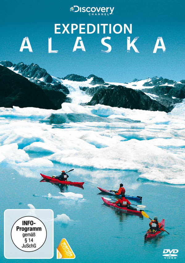 Expedition Alaska DVD