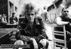Punkfoto