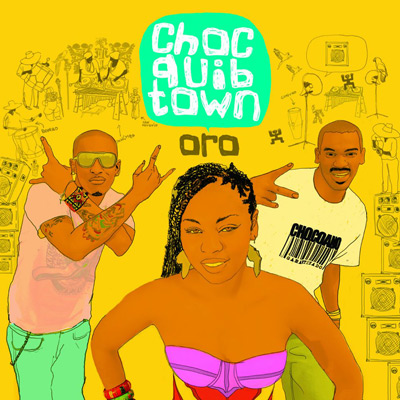 choc-Quib-town cover