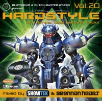 HARDSTYLE VOL. 20 Cover