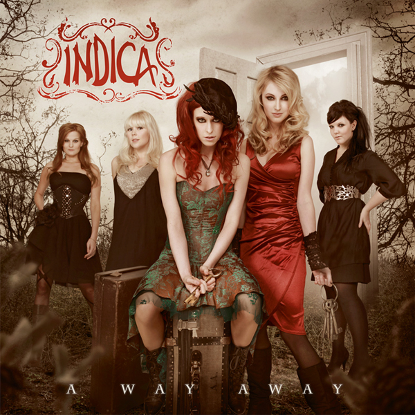 Indica Album 'A Way Away' CD Cover