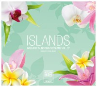Islands-Balearic-Sundown-Sessions CD Cover