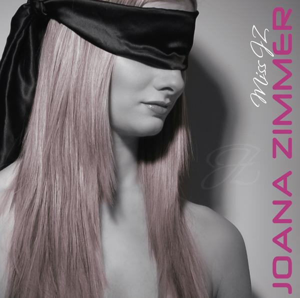 """JOANA ZIMMER """"Miss JZ"""" CD Cover"""