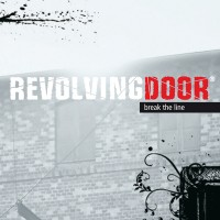 REVOLVING-DOOR-break-the-line-cd cover