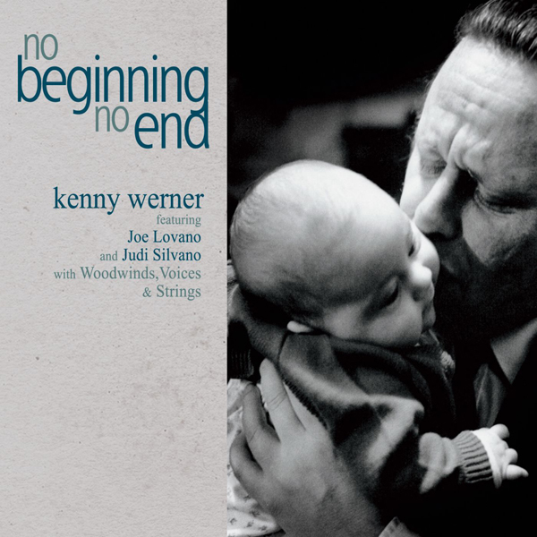 Kenny-Werner-No-Beginning-No-End CD Cover