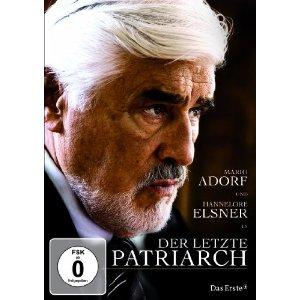 """Der letzte Patriarch"" mit Mario Adorf DVD Cover"