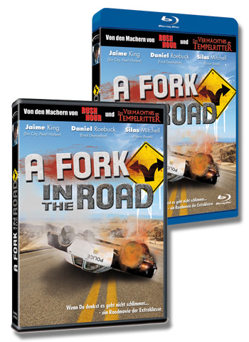A Fork in the Road DVD Cover