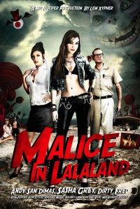 Malice in Lalaland DVD Cover