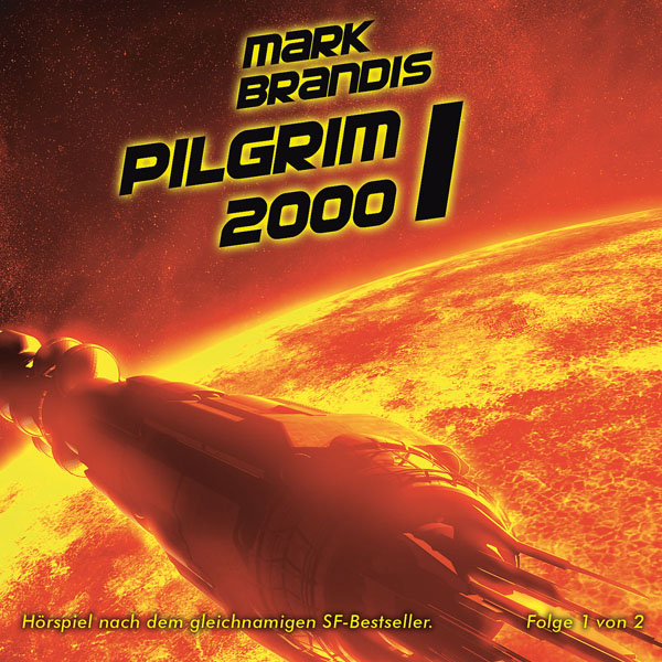 MARK BARNDIS 13: PILGRIM 2000 CD Cover