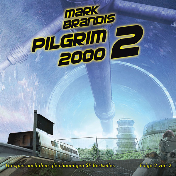 Mark-Brandis-14-PILGRIM-2000 CD Cover