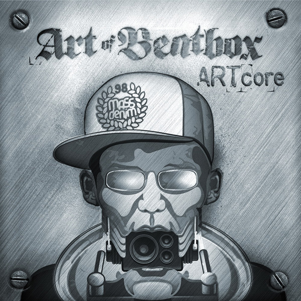 Art-of-Beatbox-ARTcore CD Cover Artworks