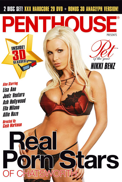 Real-Porn-Stars-DVD Cover