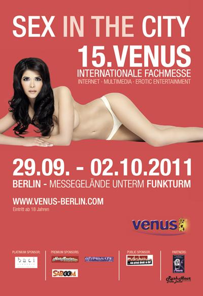 Venus Micaela Schaefer Plakat