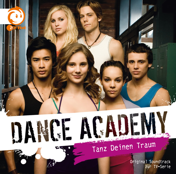 DANCE ACADEMY CD Cover