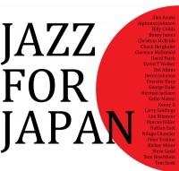 V.A. – Jazz for Japan CD Cover Artwork