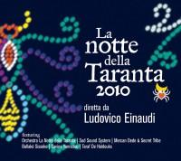 La Notte della Taranta 2010 CD Cover Artwork