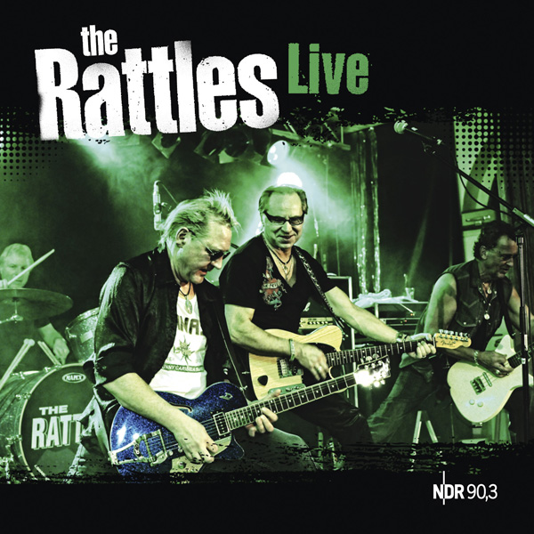 THE RATTLES - LIVE