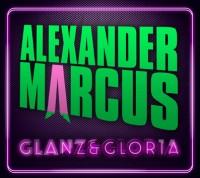 ALEXANDER MARCUS GLANZ & GLORIA CD Cover