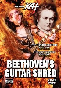 "THE GREAT KAT ""Beethovens Guitar Shred"""