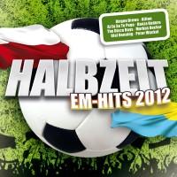 Halbzeit EM-Hits 2012 CD Cover