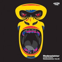 Modeselektor_Modeselektion_Vol02 CD Cover
