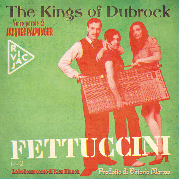 The Kings Of Dubrock - Fettuccini CD Cover