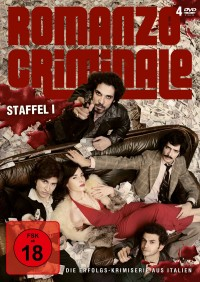 Romanzo-Criminale DVD Cover