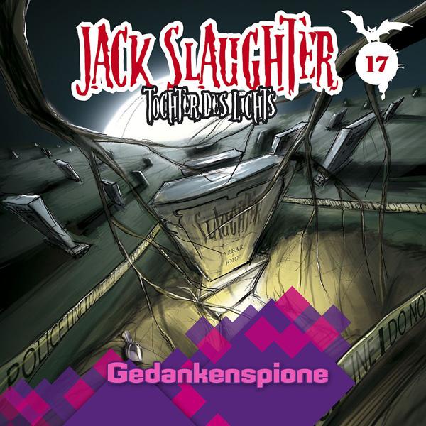 """Jack Slaughter - Tochter Des Lichts Folge 17 """"Gedankenspione"""""""