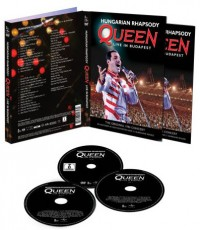 "Queen: ""Hungarian Rhapsody: Live in Budapest"""