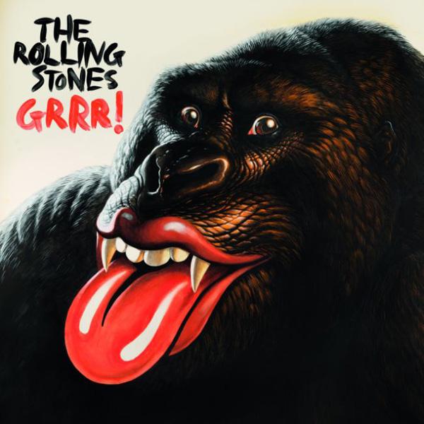 "The Rolling Stones - ""GRRR"""