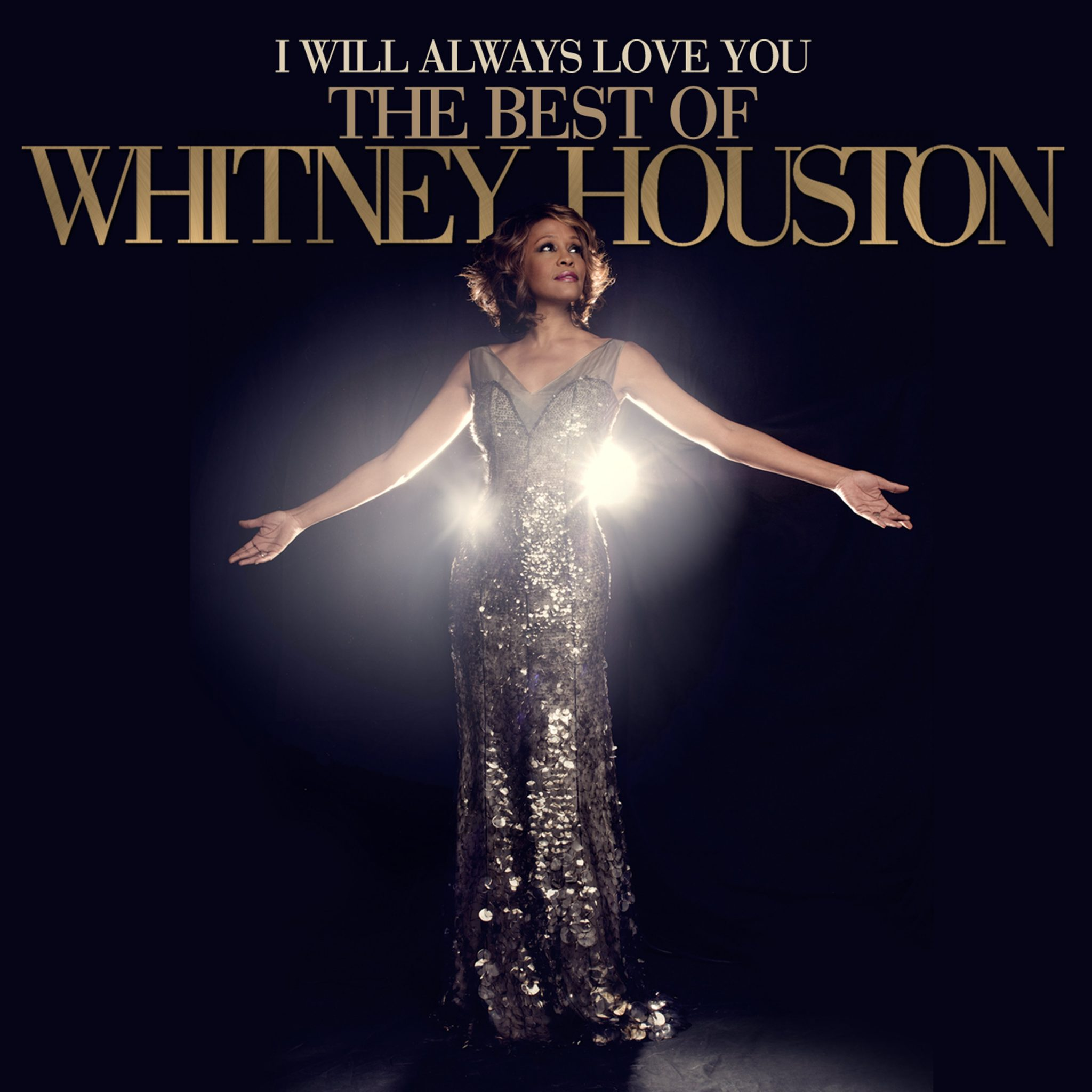 "Whitney Houston - ""I Will Always Love You - The Best Of Whitney Houston"""