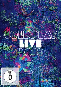 "Coldplay - ""Live 2012"""