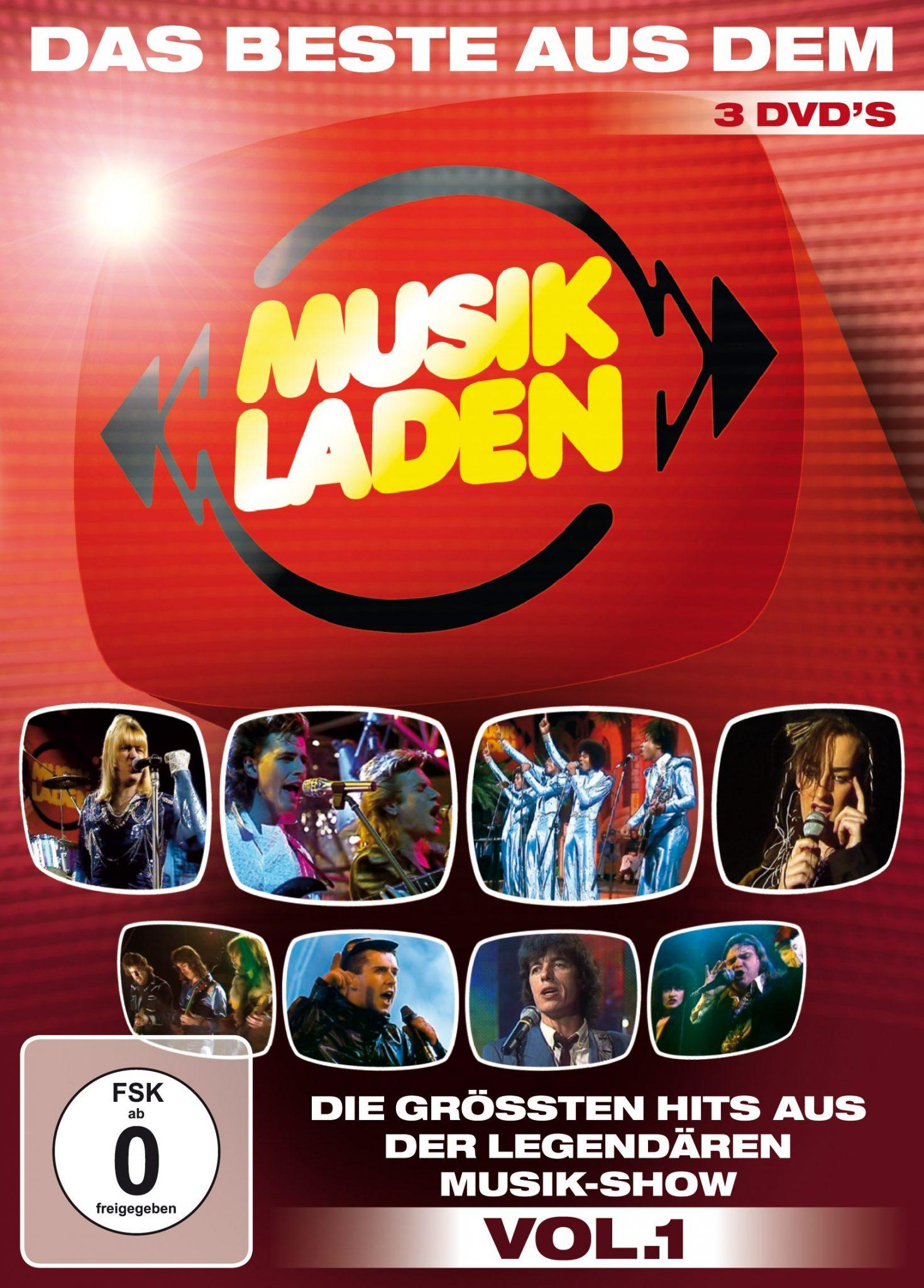 """""""Das Beste Aus Dem Musikladen Vol.1"""""""