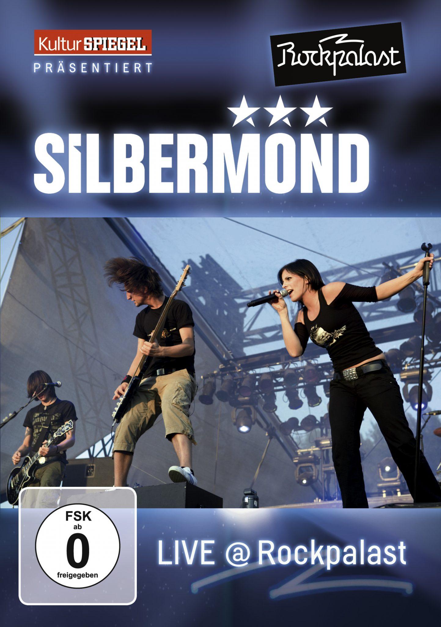 "Silbermond - ""Live@Rockpalast"""