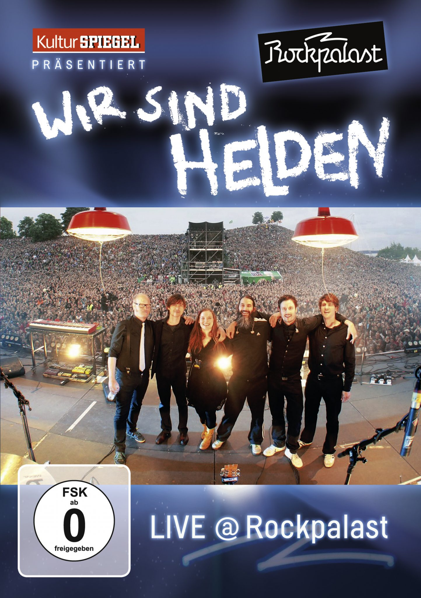 Wir Sind Helden - Live@Rockpalast