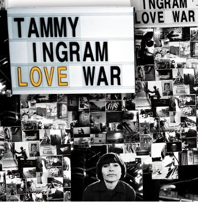 "Tammy Ingram - ""Love War"""