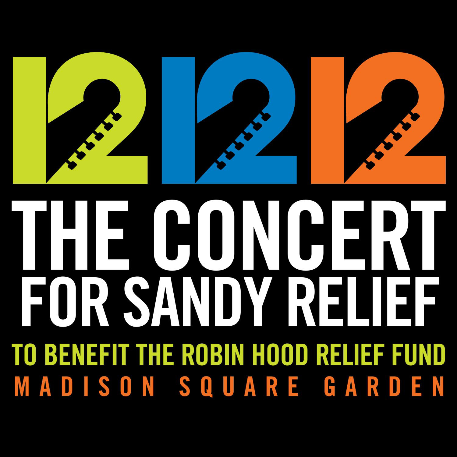 """12-12-12 - The Concert For Sandy Relief"""