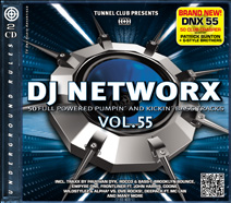 "Various Artists - ""DJ Networx Vol. 55"""