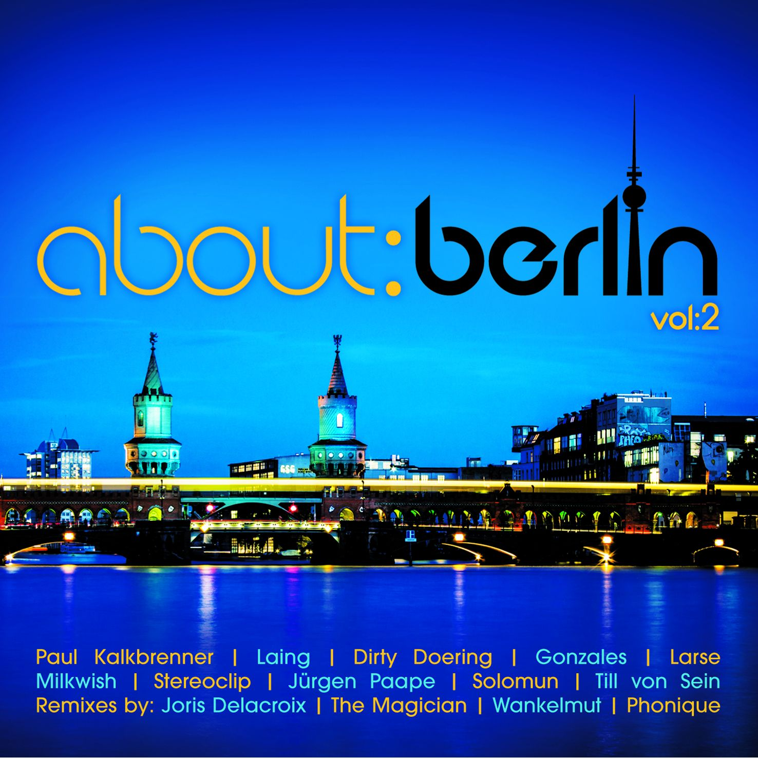 "Various Artists - ""About:Berlin Vol.2"""
